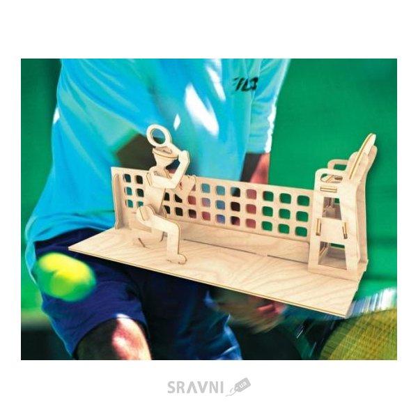 Фото Мир деревянных игрушек Теннисист (С007)