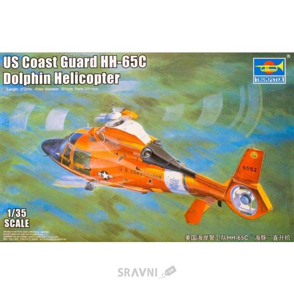 Фото Trumpeter Вертолет HH-65C Dolphin (TR05107)