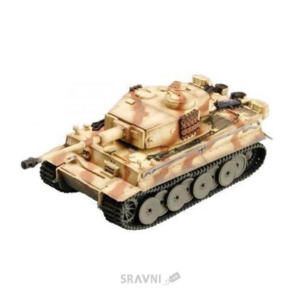Фото Easy Model Стендовая модель танка Тигр I (ранняя версия),1943 (EM36210)