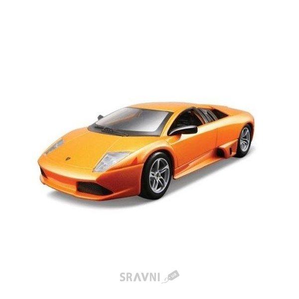Фото Maisto Lamborghini Murcielago LP640 1:24 (39292)