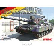 Фото Meng Model Основной боевой танк Leopard 1 A3/A4 (MENG-TS007)