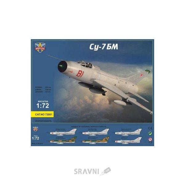 Фото Modelsvit Самолет Sukhoi Su-7BM (MSVIT72001)