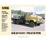 Фото SMK КрАЗ-6501 Седельный тягач (87109)