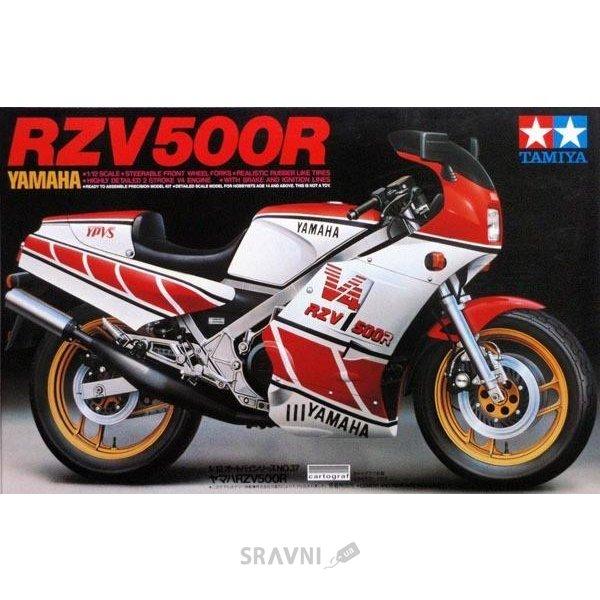 Фото TAMIYA Мотоцикл Yamaha RZV500R (TAM14037)