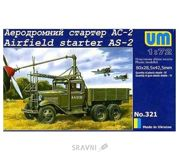 Фото UniModels Airfield starter AS-2 on GAZ-AAA chassis (UM321)