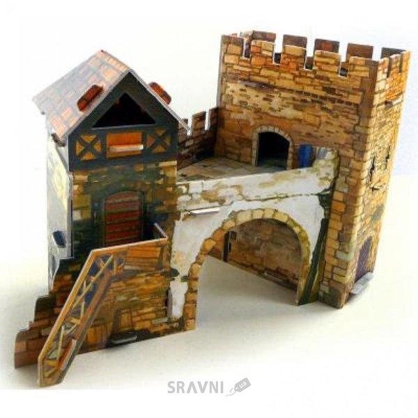 Фото Умная бумага Средневековый город. Старые ворота (244-01)