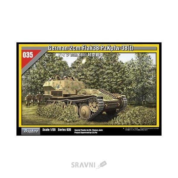 Фото Tristar Flakpanzer 38 (t), Sd.Kfz.140 TS35035