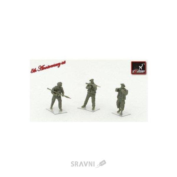 Фото Armory Ливийские повстанцы (3 фигуры) F7219