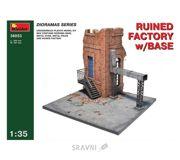 Фото MiniArt Разрушенный завод с базой водоснабжения (MA36053)
