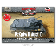 Фото First To Fight Танк PzKpfw II Ausf.D (FTF012)