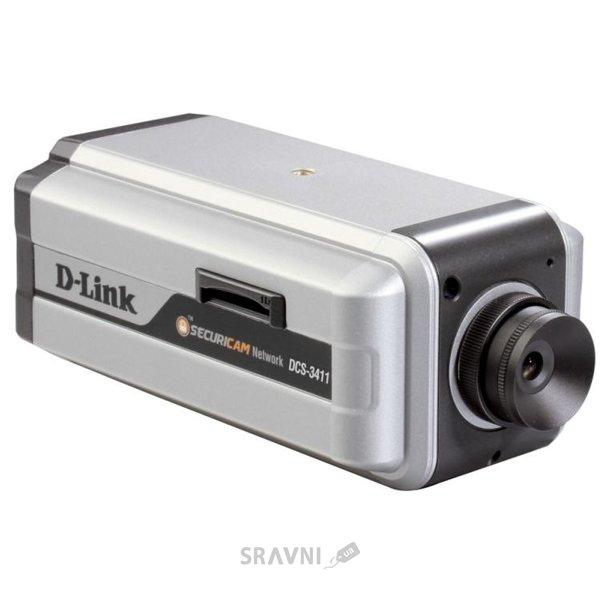 Фото D-Link DCS-3411
