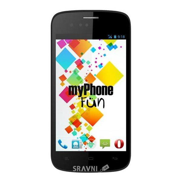 Фото myPhone Fun