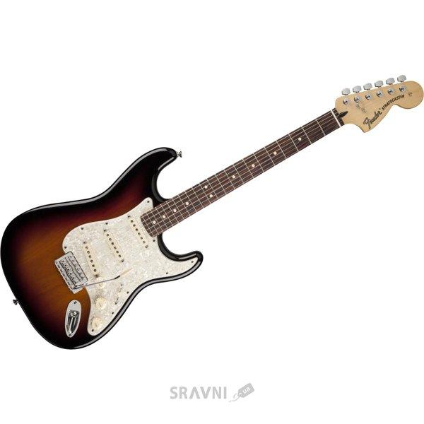 Фото Fender Deluxe ROADHOUSE Stratocaster RW
