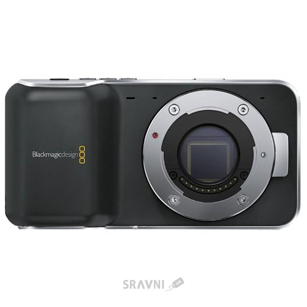 Фото Blackmagic Pocket Cinema Camera