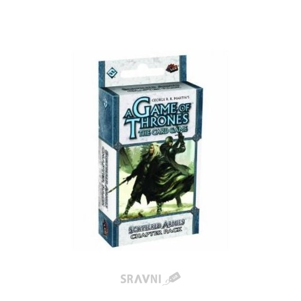 Фото Fantasy Flight Games A Game of Thrones: Scattered Armies Chapter Pack (13388)