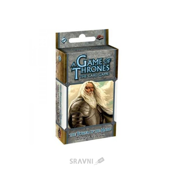 Фото Fantasy Flight Games A Game of Thrones: The Tower of the Hand Chapter Pack (13400)