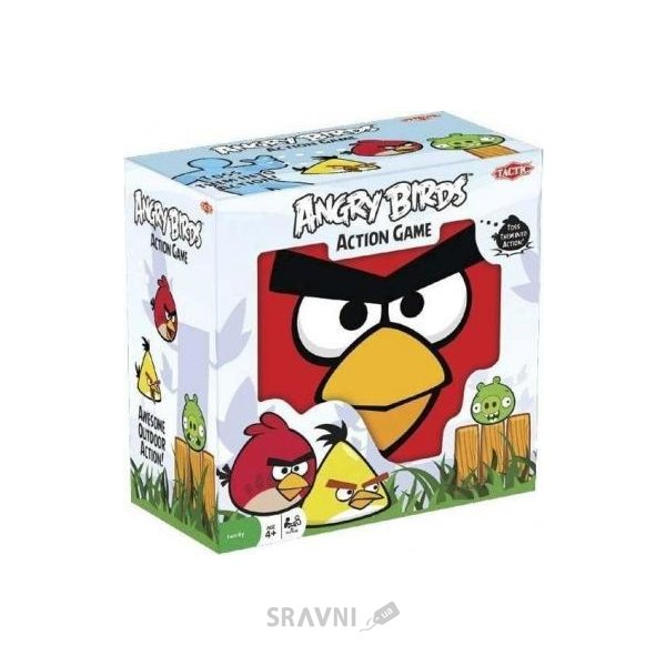 Фото Tactic Angry Birds (40557)