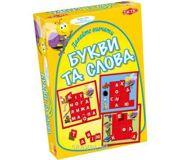 Фото Tactic Давайте изучать буквы и слова (40301)