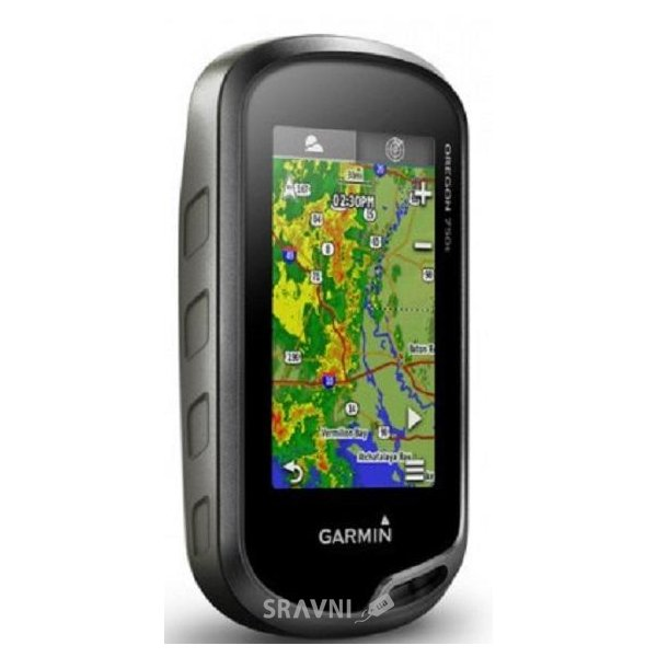 Фото Garmin Oregon 750t