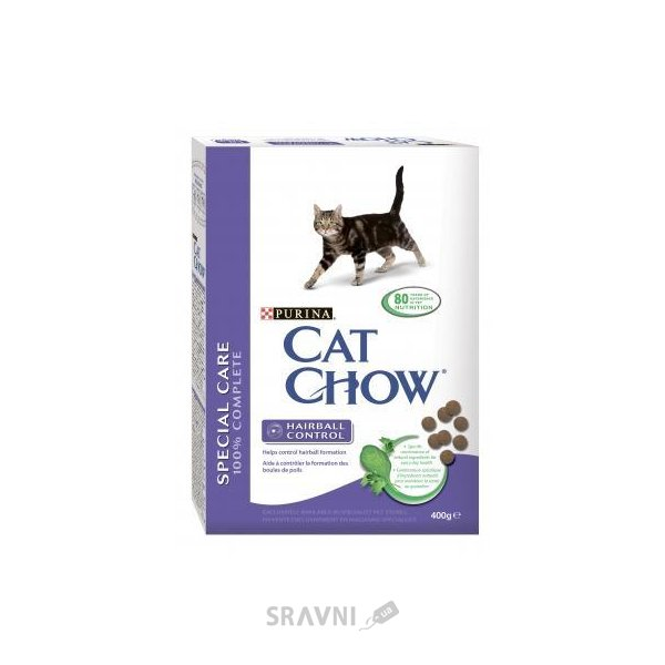 Фото Cat Chow Special Care Hairball Control 15 кг