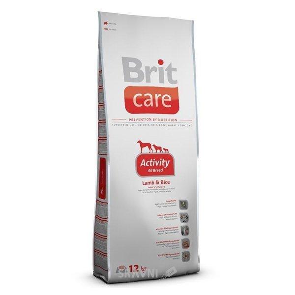 Фото Brit Care Activity All Breed Lamb & Rice 12 кг