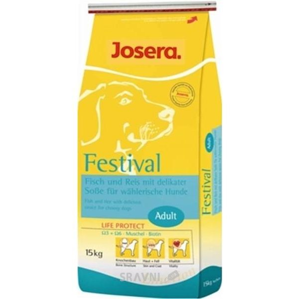 Фото Josera Festival 15 кг