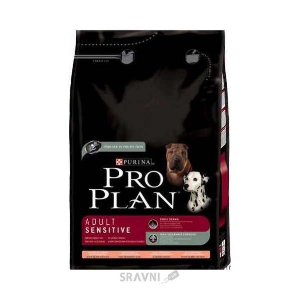 Фото Purina Pro Plan Adult Sensitive Salmon & Rice 14 кг