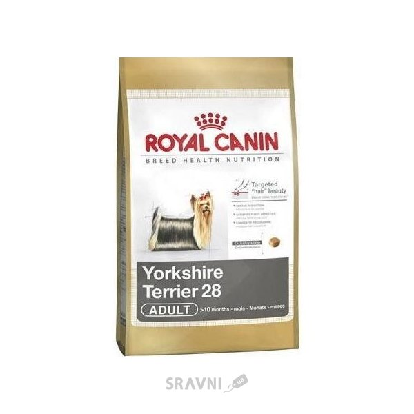 Фото Royal Canin Yorkshire Terrier Adult 0,5 кг