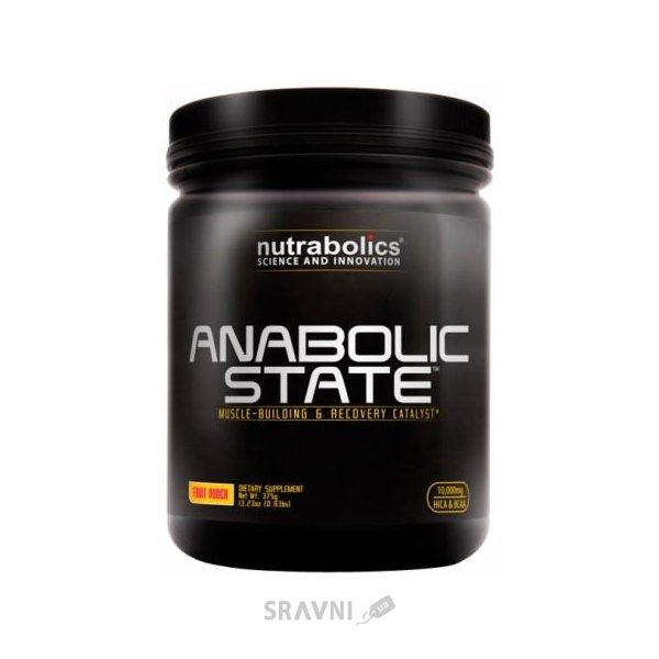 Фото Nutrabolics Anabolic State 375g