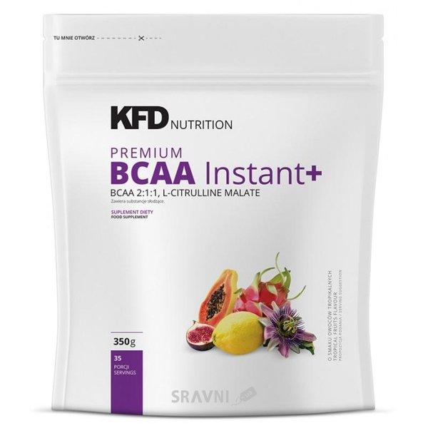 Фото KFD Nutrition Premium BCAA Instant Plus 350g