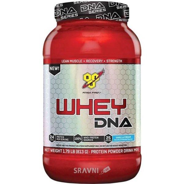 Фото BSN Whey DNA 813 g
