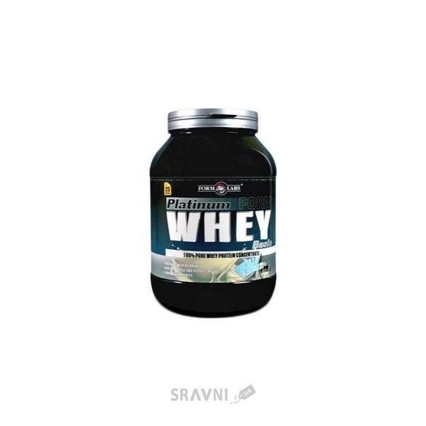 Фото Form Labs Platinum Whey Basic 750 g