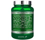 Фото Scitec Nutrition 100% Whey Isolate 2000 g (80 servings)