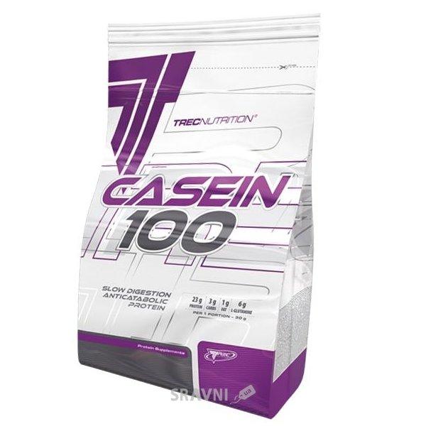 Фото TREC Nutrition Casein 100 1800 g