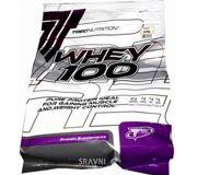 Фото TREC Nutrition Whey 100 2275 g