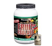Фото Weider Fruit Isolate 908 g