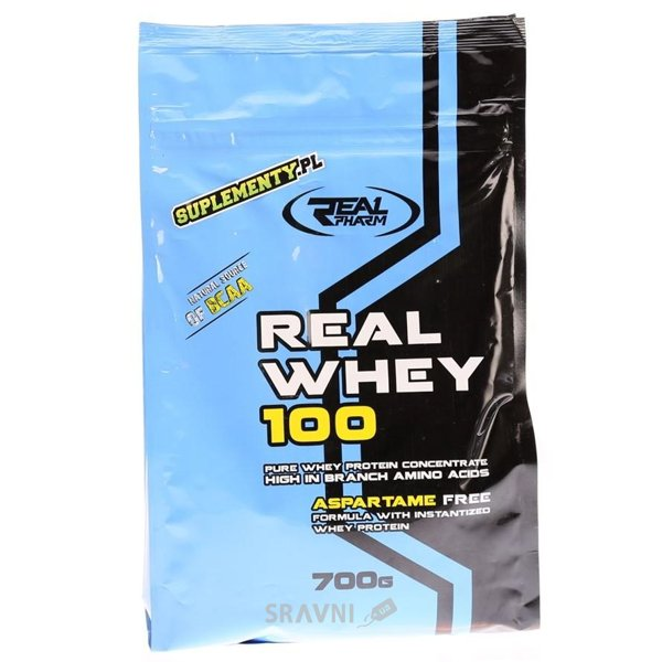 Фото Real Pharm Whey 100 700 g