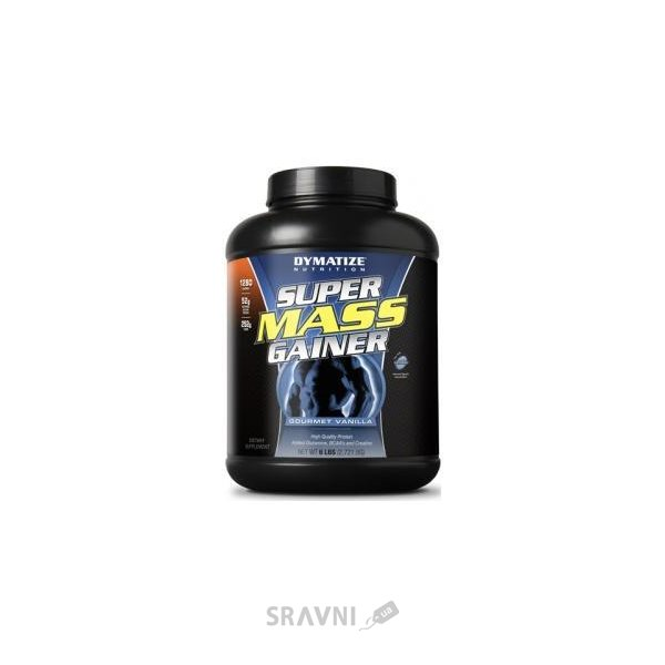Фото Dymatize Super Mass Gainer 2722 g