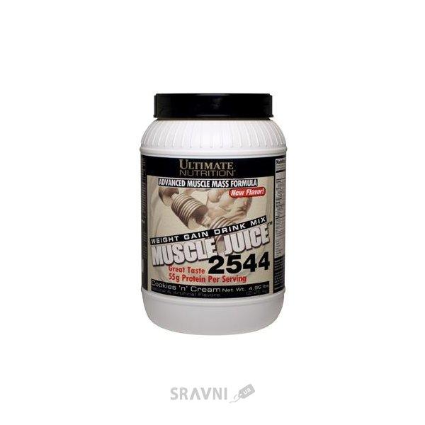 Фото Ultimate Nutrition Muscle Juice 2544 2250 g (9 servings)