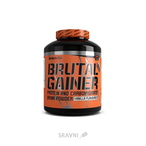 Фото BioTech Brutal Gainer 3362 g (24 servings)