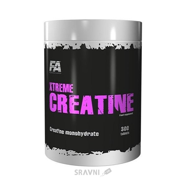Фото FA Nutrition Xtreme Creatine 300 tabs
