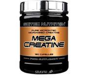 Фото Scitec Nutrition Mega Creatine 150 caps
