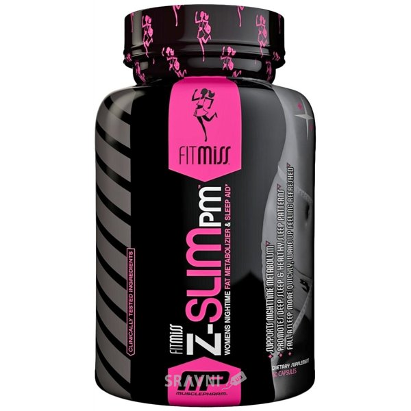 Фото MusclePharm Z-Slim PM 60 caps (30 Serving)