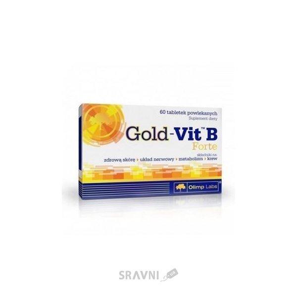 Фото Olimp Labs Gold-Vit B Forte 60 tabs