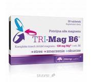 Фото Olimp Labs TRI-Mag B6 30 tabs