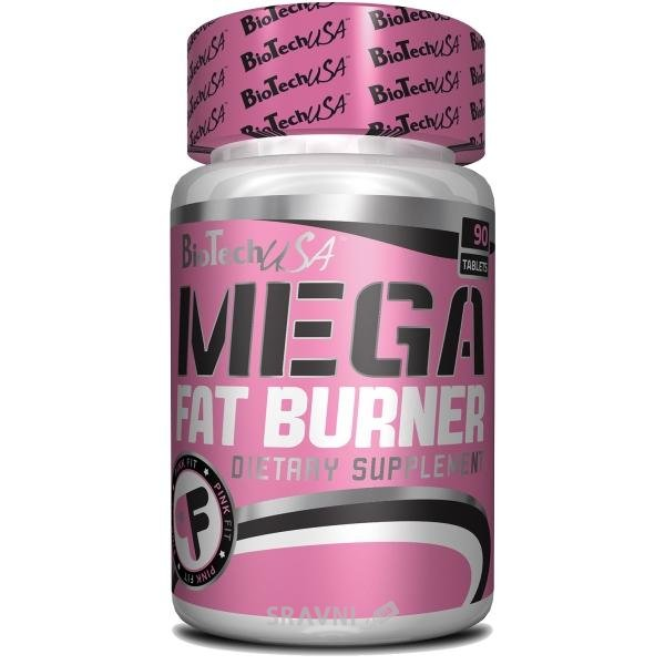 Фото BioTech Mega Fat Burner, 90 tabs