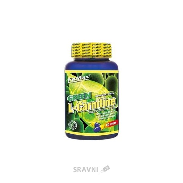Фото FitMax Green L-Carnitine 60 caps