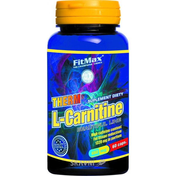 Фото FitMax Therm L-Carnitine 60 caps