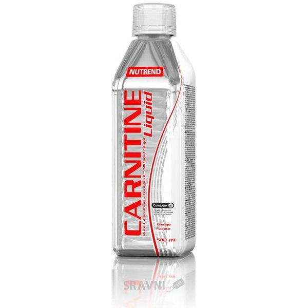 Фото Nutrend Carnitine Liquid 500 ml