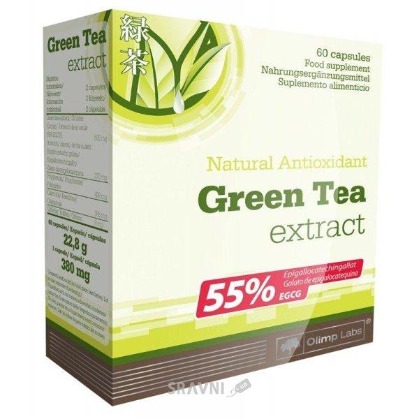 Фото Olimp Labs Green Tea extract 60 caps